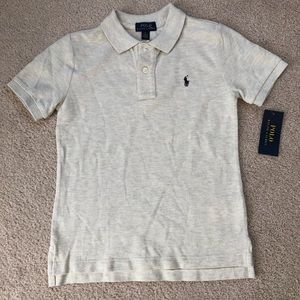 Boys size 6 Ralph Lauren polo shirt NWT